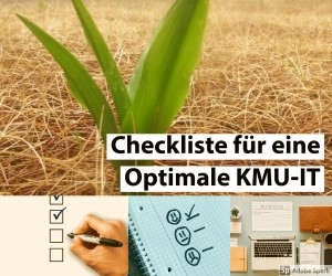 Checkliste für eine optimale KMU-IT